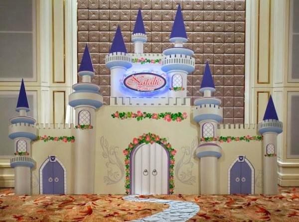 Castle Backdrop (sample)