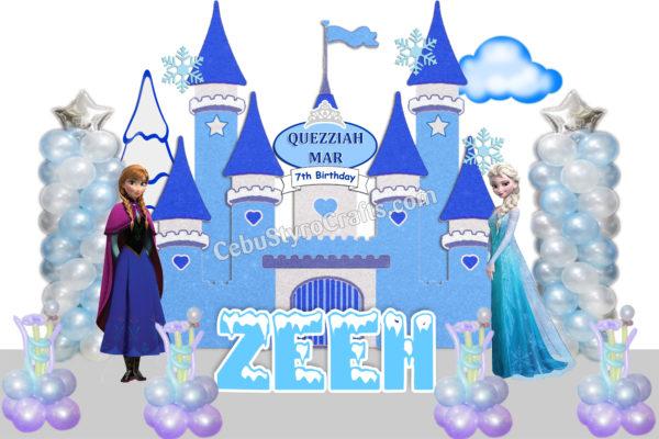 Disney Frozen Backdrop