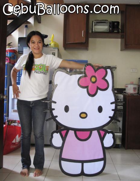 Hello Kitty Styro Standee