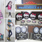 Monster High Characters in Life-size Styro Standees