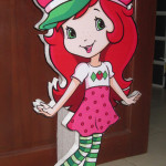 Strawberry Shortcake (Styro Standee)